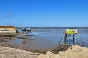 l'ile Madame accessible selon les marées