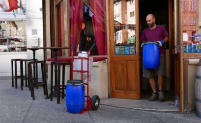 collecte de l'huile usagée par Oléo Déclic