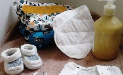 Bébé zéro déchet