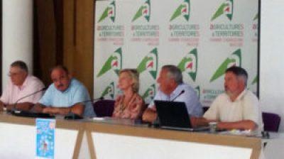 les chambres d'agriculture régionale et du Vaucluse organisent Med Agri