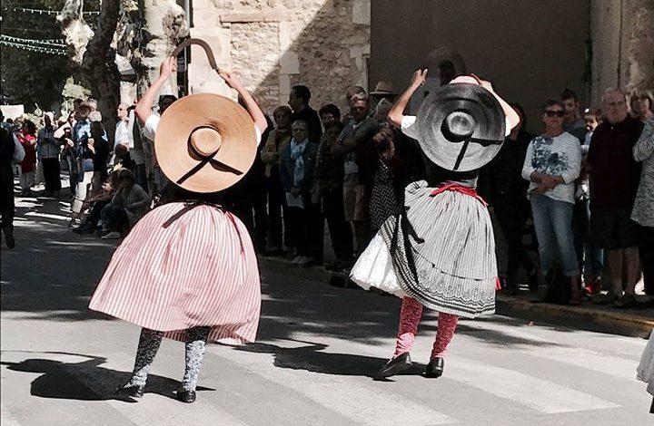 fête des olives vertes à Mouriès