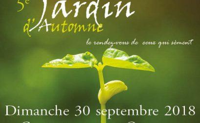 Jardin d'Automne à Chateauneuf-de-Gadagne