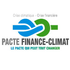 logo Pacte Finance Climat