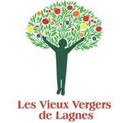 logo les vieux vergers de Lagnes