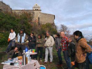 chantier participatif à Viens
