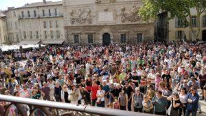 le 13 octobre, marche pour le climat à Avignon