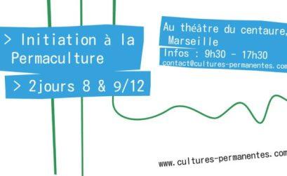 initiation permaculture à Marseille