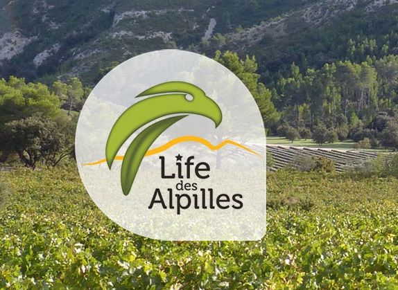 Logo du programme Life Alpilles