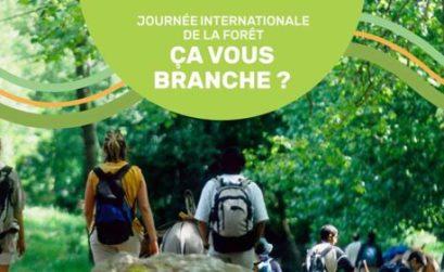 Randos à l'occasion de la journée internationale des forêts