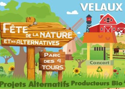 fête nature et alternatives Velaux
