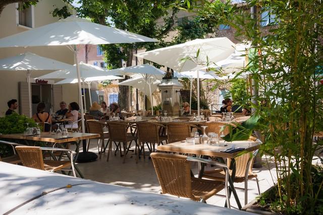 4 tables ont le label Ecotable en Provence-Alpes -Côte d'Azur