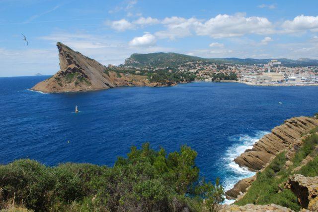 découvrir les balcons de Ceyreste avec l'Atelier Bleu CPIE côte provençale
