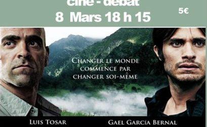 Même la pluie, ciné débat à Cavaillon