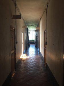 les anciennes cellules du couvent Levat