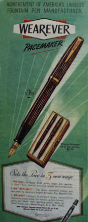 Wearever Pacemaker Ad