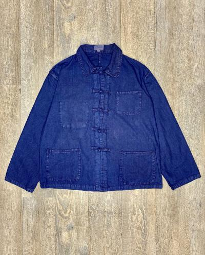 BLEU DE CHINE ANTICHER VINTAGE WASHED-USED