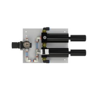 Dual Vacuum Generator Kit by BLICK INDUSTRIES