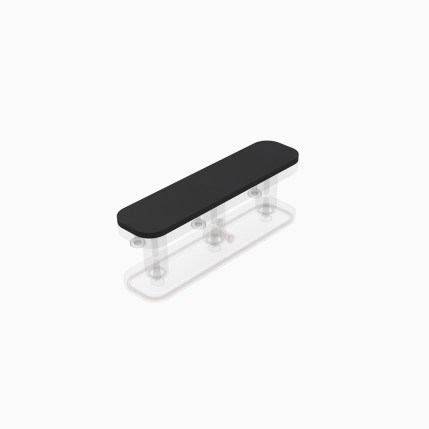 75 x 300 mm Core Drill Support Replacement Pad