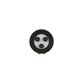 120 mm Round Low-Profile Suction Cup