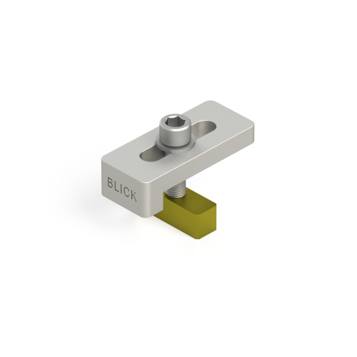 120 mm Slot Clamp for Breton slotted tables by BLICK INDUSTRIES
