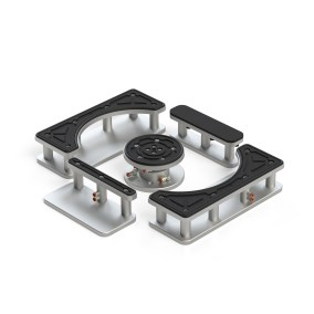 Vanity Suction Cup Kit by BLICK INDUSTRIES