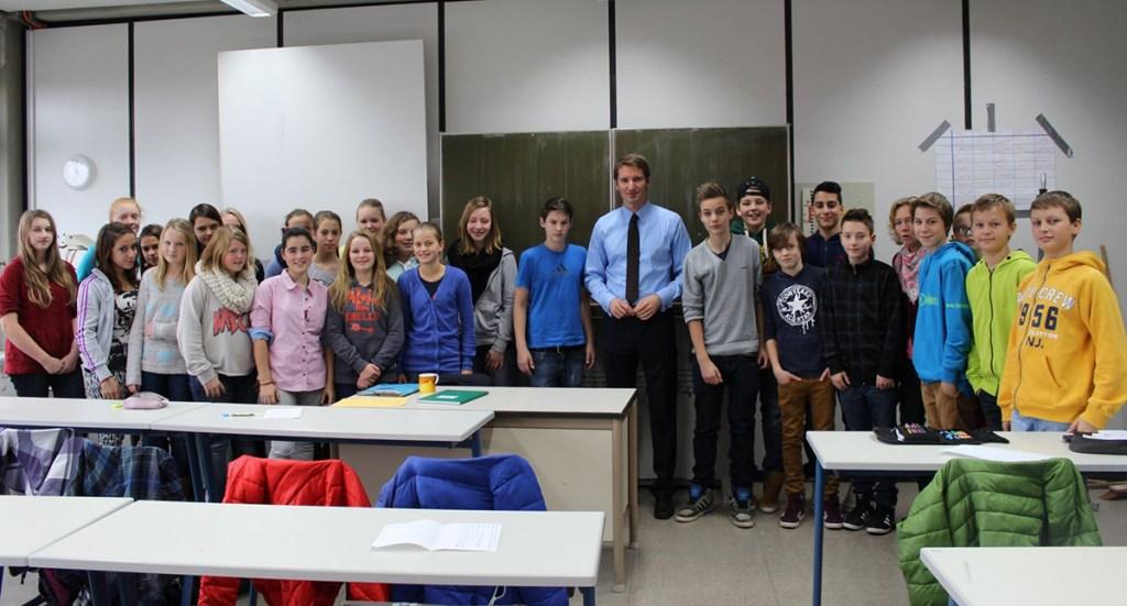 UNICEF-Aktionstag: Sensburg besucht Gymnasium Sundern