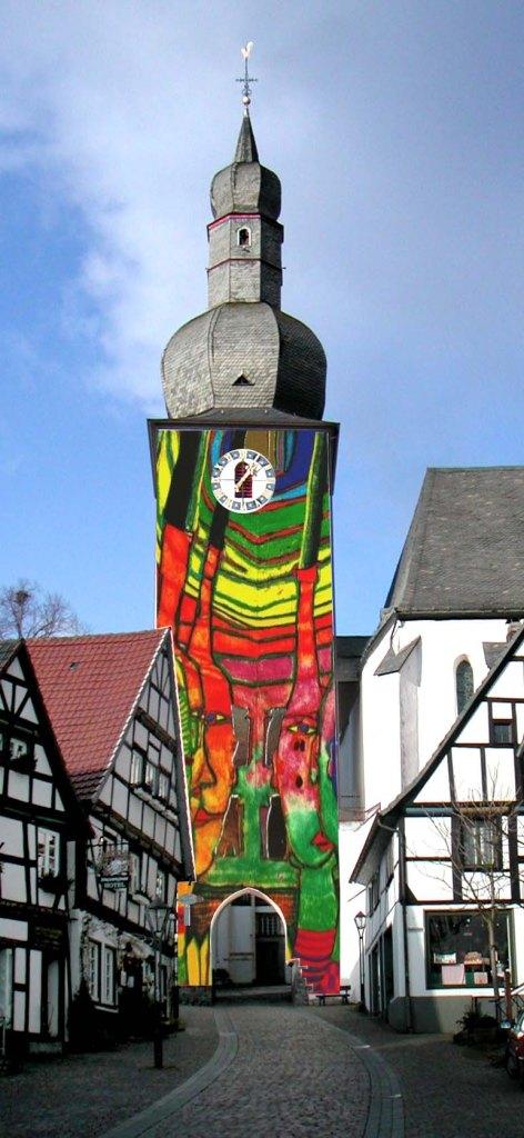 Glockenturm gesamtstädtisch vermarkten (Achtung, Satire)