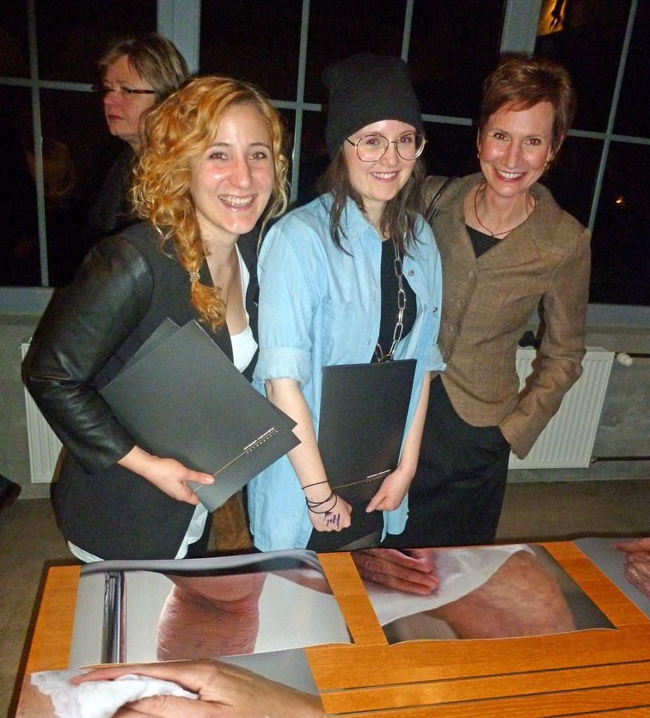 Kunst-Werk Mediapreis für Christina Morkel