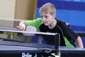 Robin König siegte bei den Tischtennis-Vereinsmeisterschaften des TuS Sundern bei den A-Schülern. (Foto: TuS Sundern)