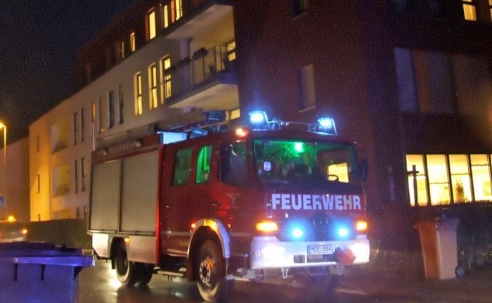 Kochschwaden lösen Feueralarm in Seniorenheim aus