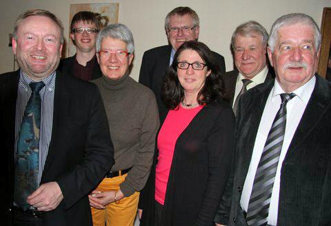 Friedhelm Walter FDP-Spitzenkandidat für Kreistag