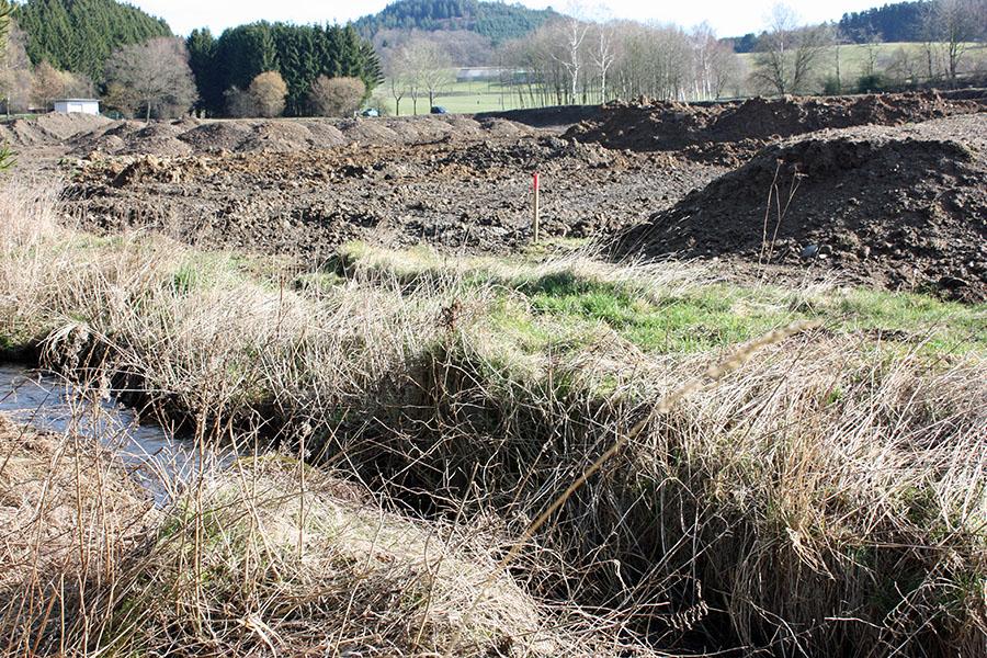 Bodenverbesserung oder illegale Müllentsorgung?