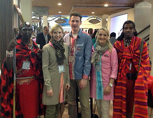 Severin Travel Africa bei ITB mehrfach ausgezeichnet