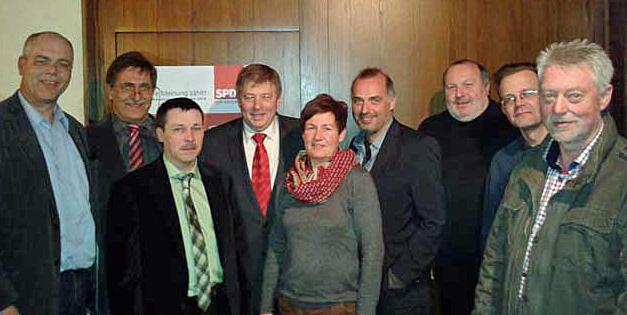 SPD-Ortsverein Arnsberg fit für den Wahlkampf
