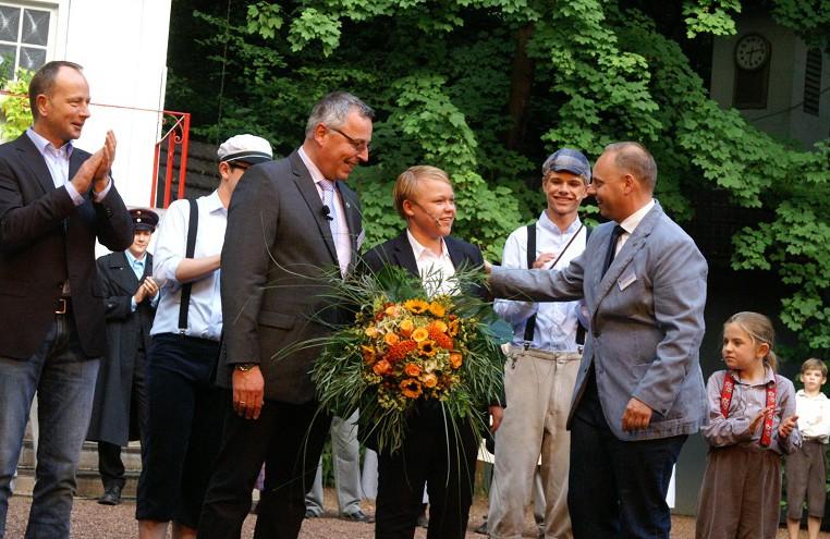 """Freilichtbühne spielt 2015  """"Alice im Wunderland"""" und """"Kiss me, Kate"""""""