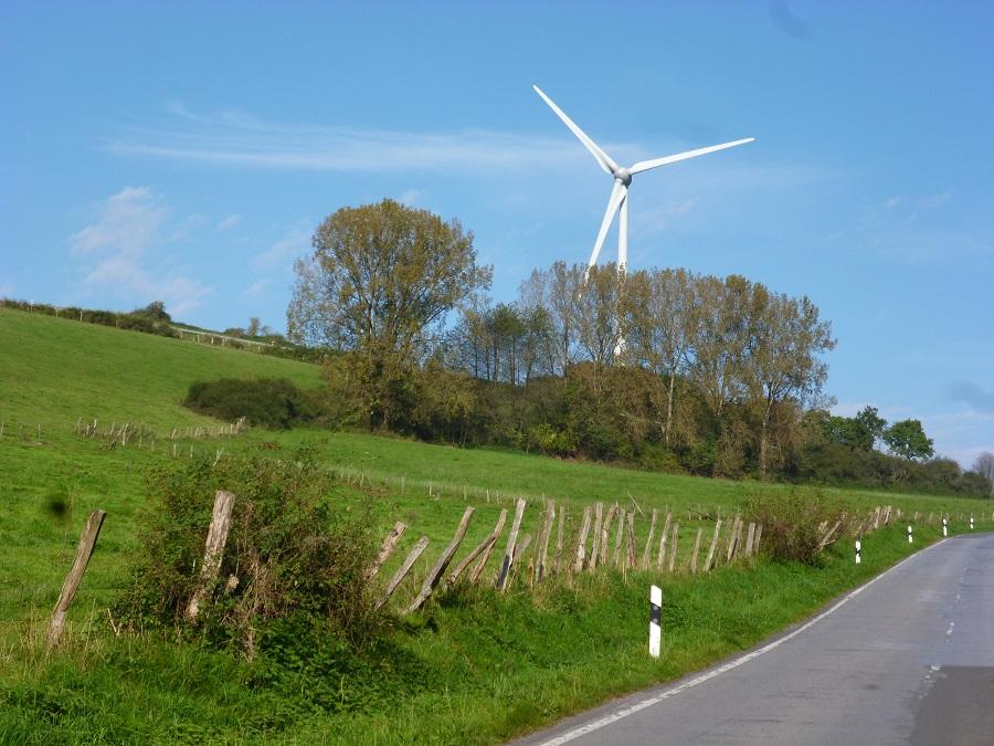 """""""Weite Teile des Stadtgebiets von Windkraft freihalten"""""""