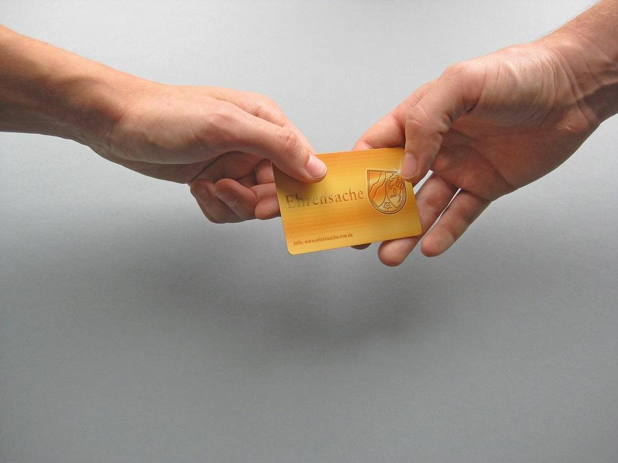 Ehrenamtskarten ausgegeben – Inhaber von 16 bis 88 Jahre alt