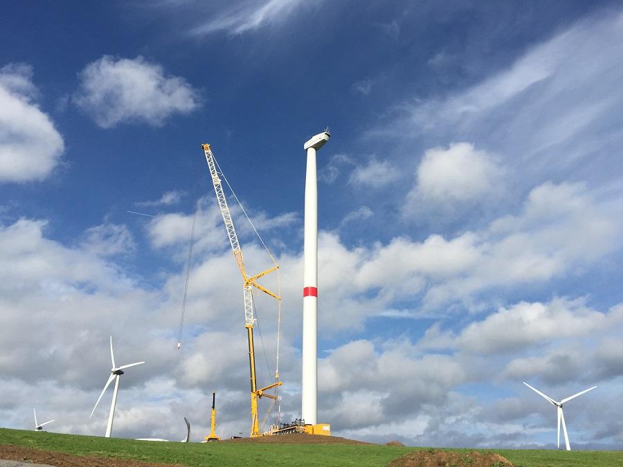 Windenergie: noch sind 15 Prozent der Stadtfläche im Topf