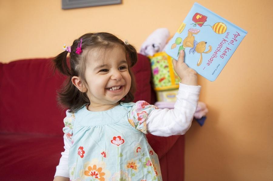 Stadtbibliothek Sundern verteilt kostenlose Lesestart-Sets für Dreijährige