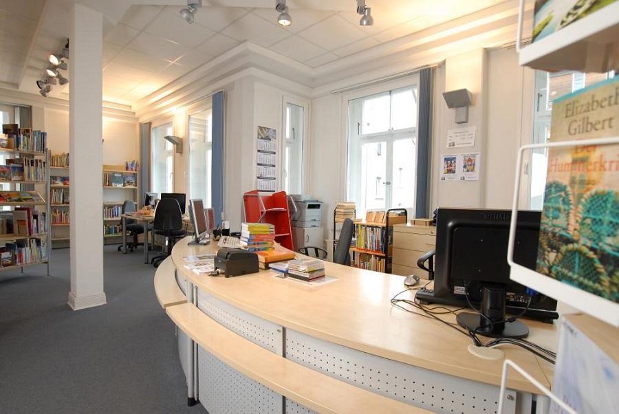 Stadtbücherei Sundern zieht positive Bilanz für 2014
