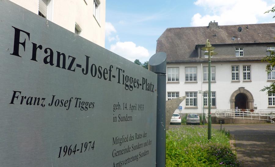 SPD regt Architekturwettbewerb am Tigges-Platz an