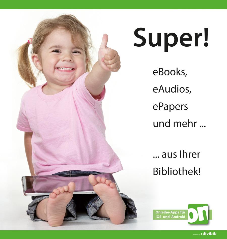 """Stadtbibliothek Sundern startet die """"Onleihe"""""""