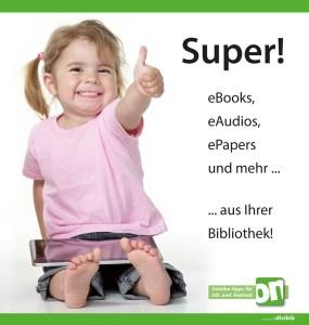 Bei der Stadtbibliothek Sundern ist jetzt die Onleihe möglich.