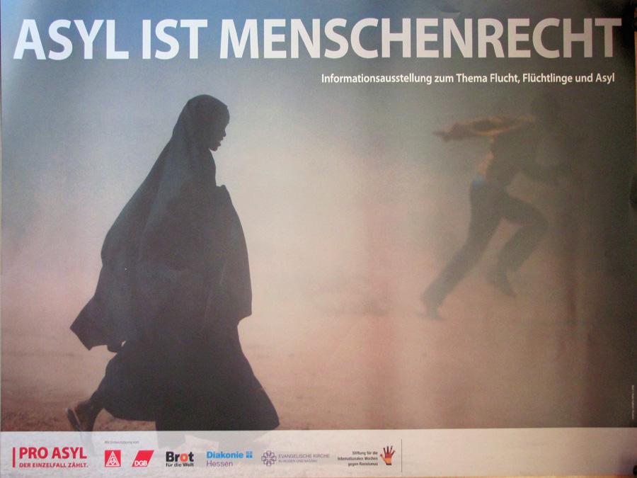 Laurentianum zeigt Ausstellung zum Thema Asyl