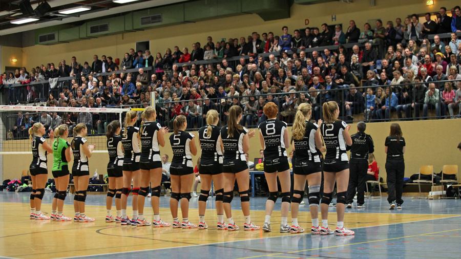 RC Sorpesee will gegen Skurios Volleys Borken überzeugen