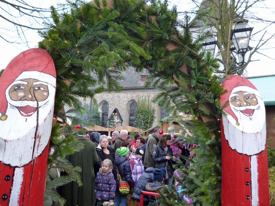 Der besondere Weihnachtsmarkt in der Allendorfer Altstadt