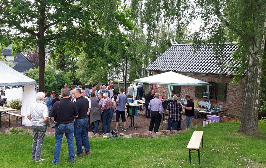 Gelungenes Siedlerfest im Eulendorf