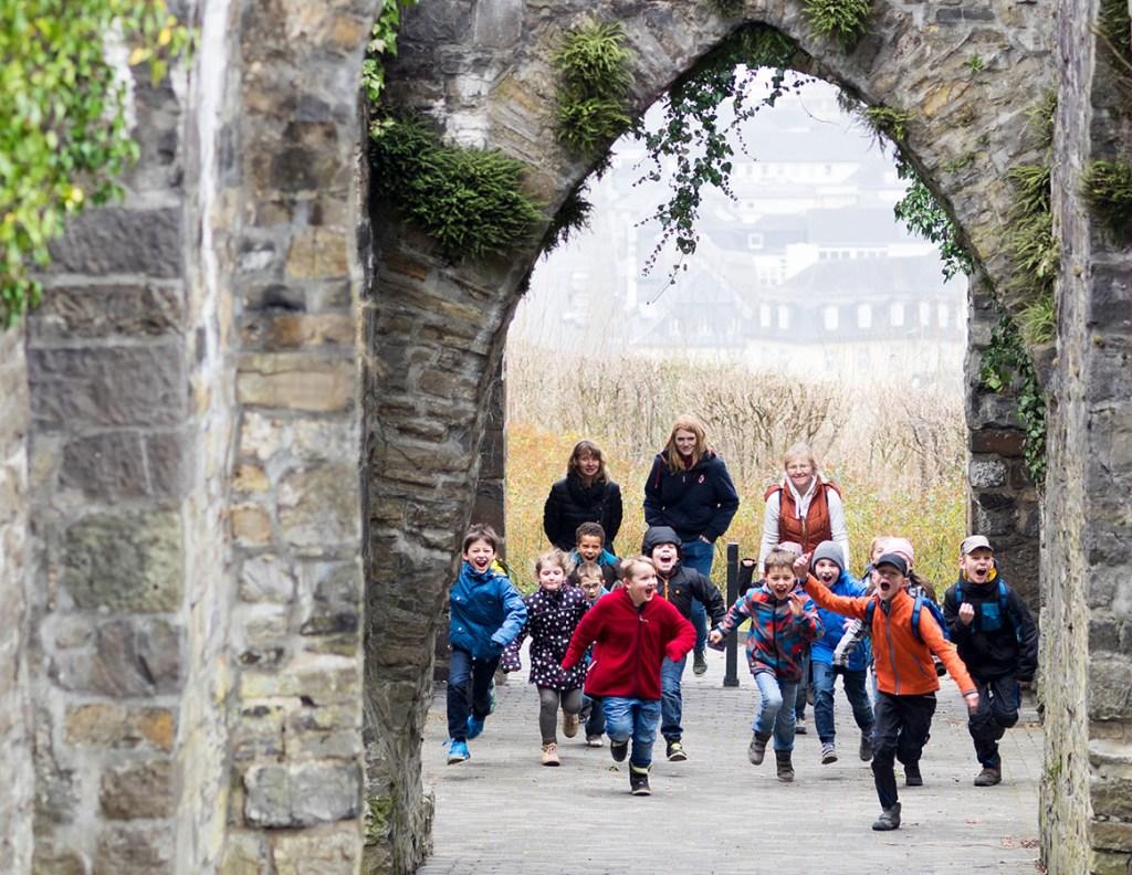 Verkehrsverein lädt Kinder zur Schatzsuche in der Altstadt
