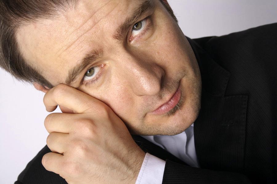 David Leukert macht Kabarett, Comedy und Musik