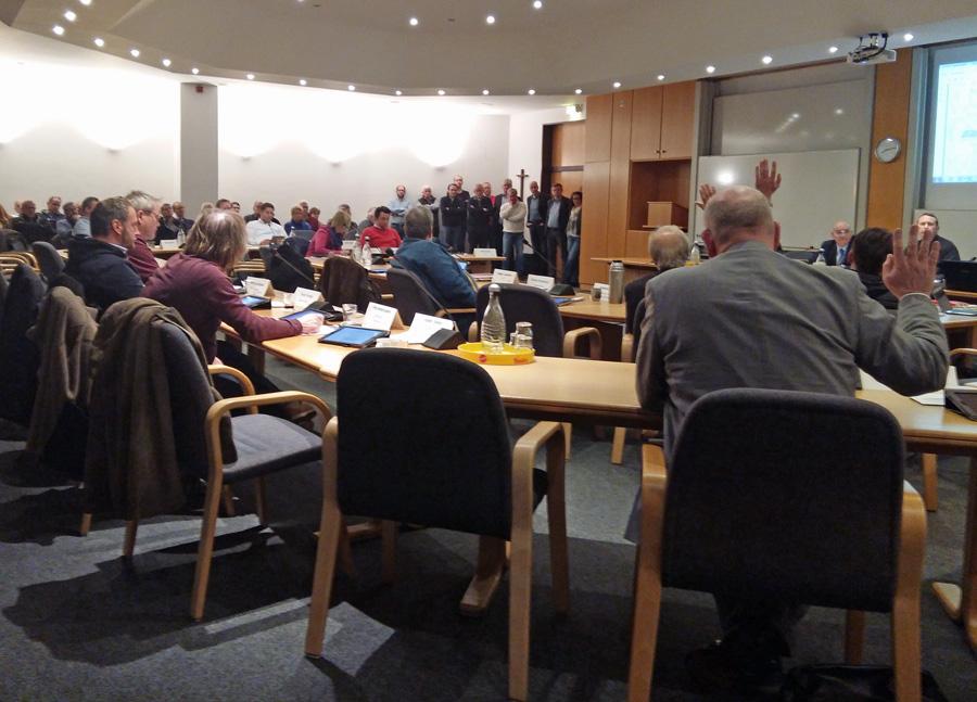 Dezimierter Rat beschließt Windkraftkonzentrationszonen